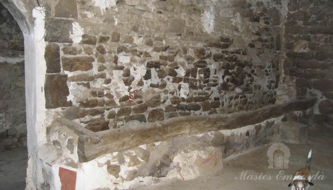 Cuadras de la torre de defensa del castillo