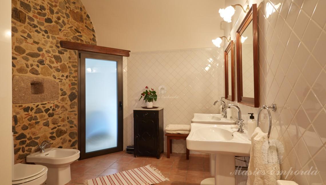 Baño de una suite de planta