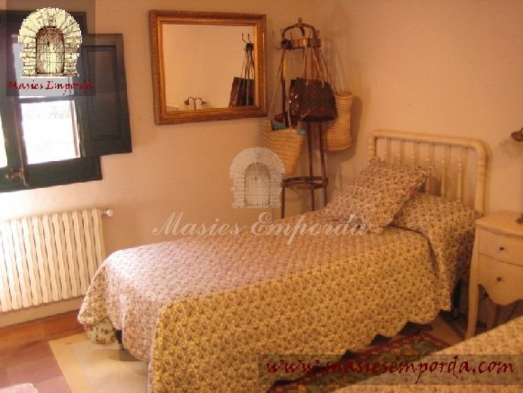 Una de la habitaciones dobles